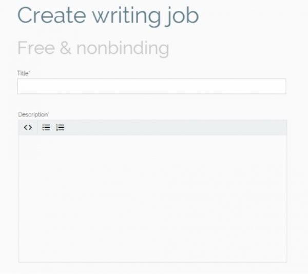 Die Freiberufler-Plattform für qualifizierte Autoren