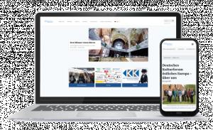 Vollständiger Relaunch einer Kulturdatenbank