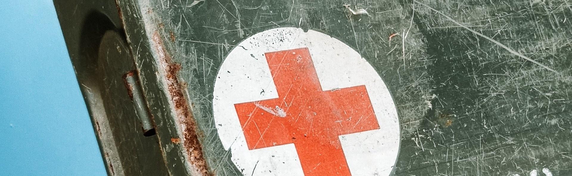 Zentrale Plattform zur Warenbestandsverwaltung von Rettungswachen