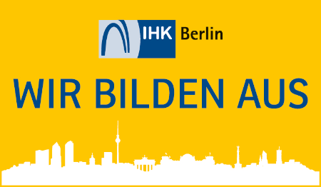 We educate! | Registered vocational training centre | IHK Berlin